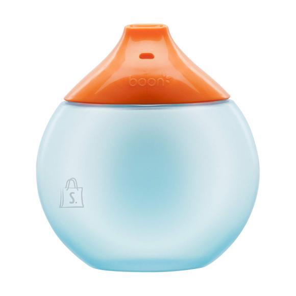 Boon BOON mitte tilkuv tass 300ml 9k+ Blue/Orange B11055
