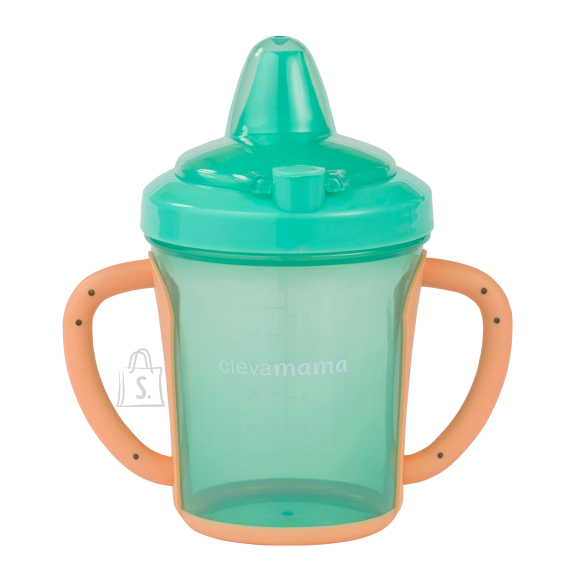 CLEVAMAMA tass Baby's first sippy 3006