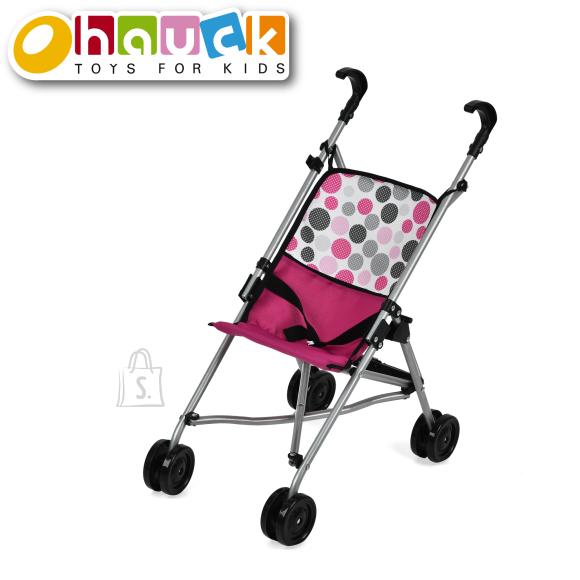 HAUCK nukuvanker Uno mini, roosa, D81009