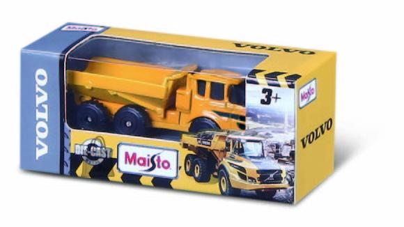 MAISTO DIE CAST auto Volvo, assort., 14364