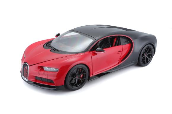MAISTO DIE CAST auto Bugatti Chiron Sport, 31524