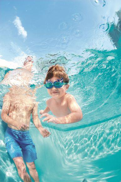 BESTWAY Character ujumisprillid Hydro-Swim, assort., 21080