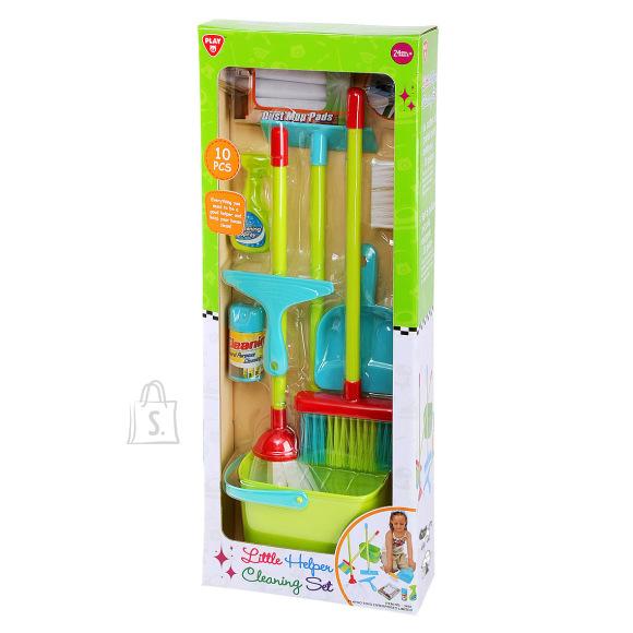 Playgo PLAYGO väikese koristaja komplekt, 10tk, 3456