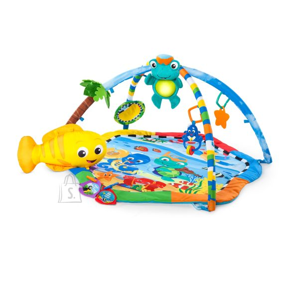 BABY EINSTEIN mängumatt Rhythm of the Reef Play Gym™