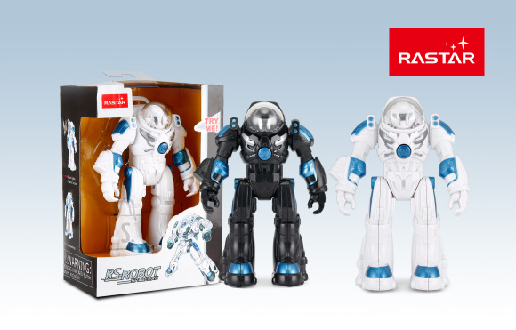 RASTAR MINI RS Robot - Spaceman, asst., 77100