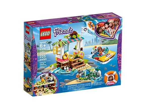 LEGO 41376 LEGO® Friends Kilpkonnade päästemissioon