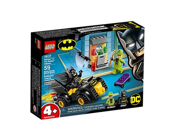 LEGO 76137 LEGO® Super Heroes Batman™ vs. Mõistataja™ rööv