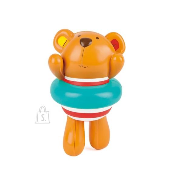 HAPE ujuv mõmmi üleskeeratav mänguasi, E0204