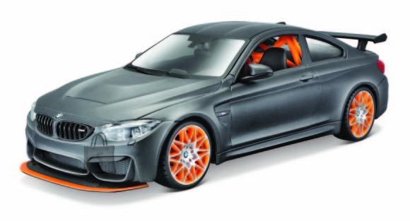 MAISTO DIE CAST auto BMW M4 GTS, 39249