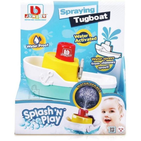 BB JUNIOR Splash 'N Play puksiirpaat, 16-89003