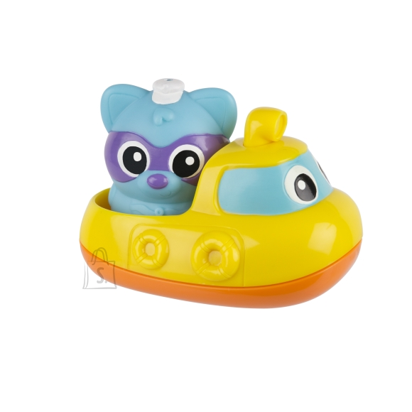 PLAYGRO muusikaline mänguasi Rainy Raccoon's Submarine, 4087629