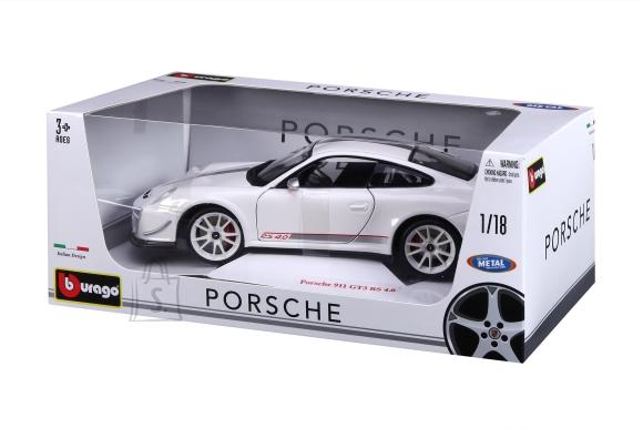 BBURAGO auto 1/18 Porsche GT3 RS 4.0, 18-11036