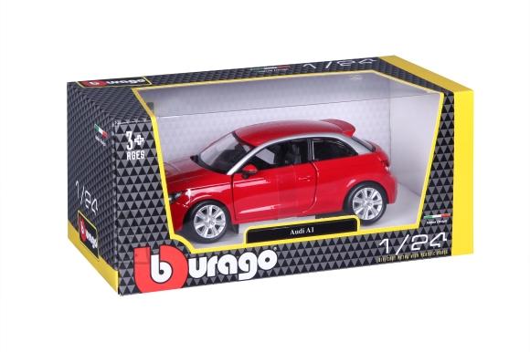 BBURAGO auto 1/24 Audi A1, 18-22127