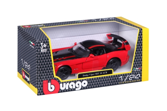 BBURAGO auto 1/24 Dodge Viper SRT 10  ACR, 18-22114