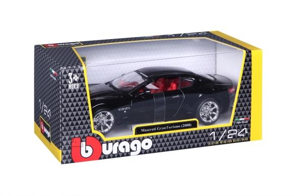 BBURAGO auto 1/24 Maserati Granturismo, 18-22107