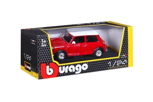 BBURAGO auto 1/24 Mini Cooper 1969, 18-22011