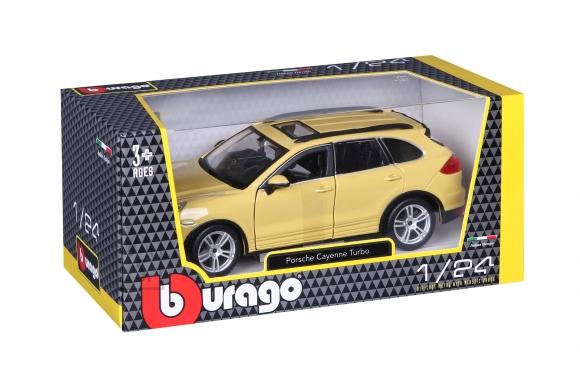 BBURAGO auto 1/24 Porsche Cayenne Turbo