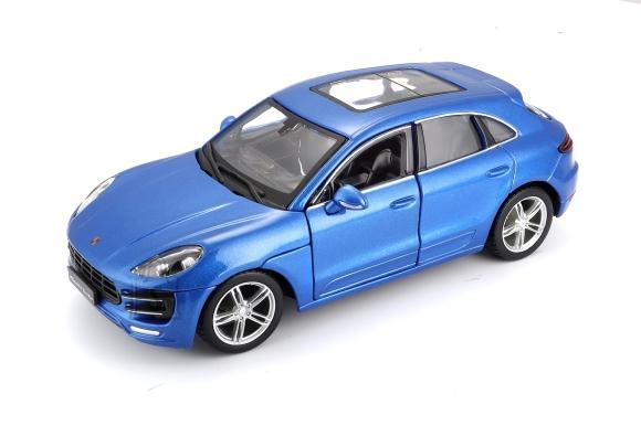 BBURAGO auto 1/24 Porsche Macan, 18-21077