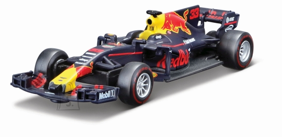 BBURAGO auto 1/43 2017 Red Bull RB13, 18-38027