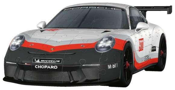 Ravensburger RAVENSBURGER pusle 3D Porsche GT3 Cup, 108 p., 11147