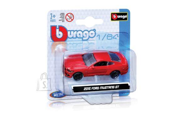 BBURAGO 1/64 auto Vehicles, asort., 18-59000