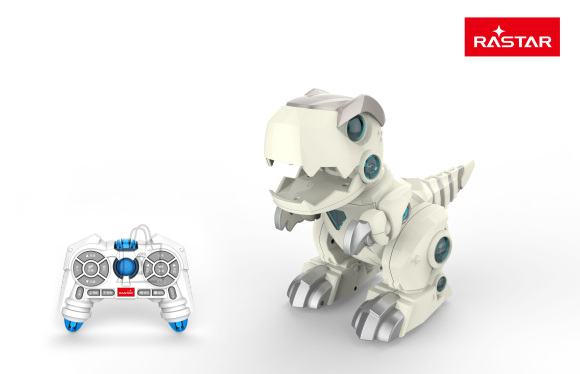 RASTAR raadioteel juhitavad robotid RS Intelligent Dinosaur Infrared, 79700