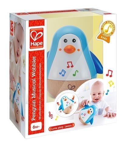 Hape Hape muusikaline jonnipunn pingviin, E0331A