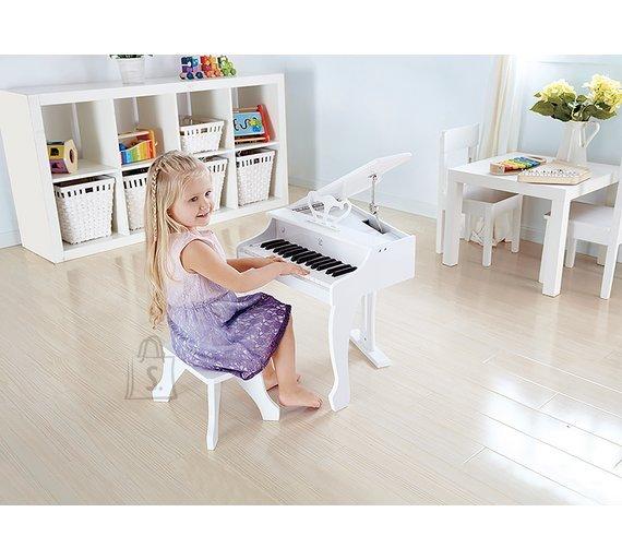 HAPE  Deluxe Grand klaver valge, E0338A