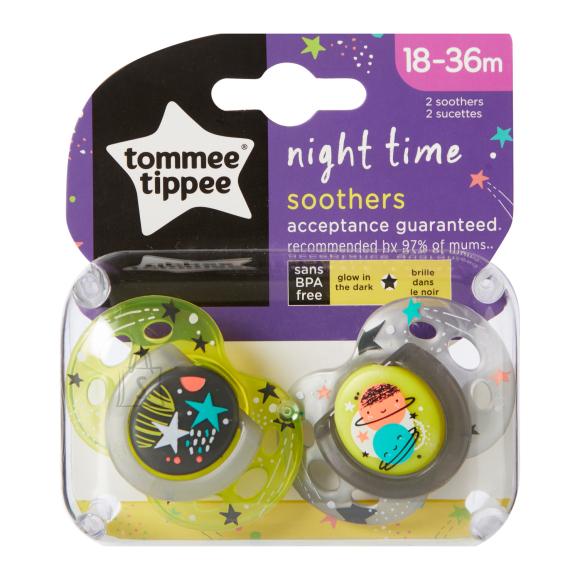 TOMMEE TIPPEE lutid Night 18-36kuud 2tk, 433475