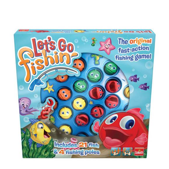GOLIATH lauamäng Let's Go Fishing Original, 30816.006