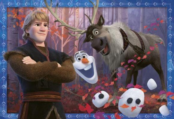 Ravensburger RAVENSBURGER pusle Frozen 2 Frosty adventures,  2x24d., 5010