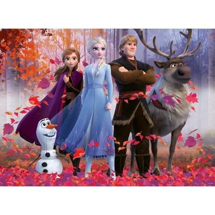 Ravensburger RAVENSBURGER pusle Frozen 2 Magic of the forest, 100pcs.,