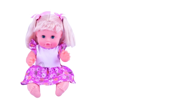 BAMBOLINA nukk koos juuksekomplektiga Amore, 30cm, BD1825