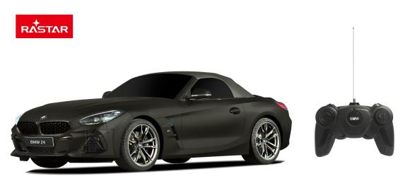 RASTAR raadioteel juhitav auto R/C 1:24 BMW Z4 New Version, 96200
