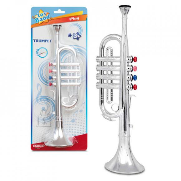 BONTEMPI trompet 4 klahviga, 323802