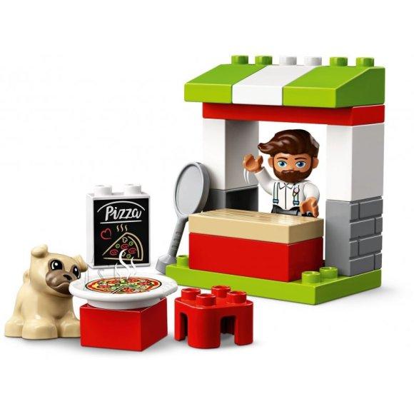 LEGO 10927 LEGO® Duplo Pitsakiosk