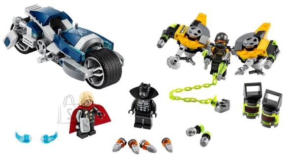 76142 LEGO® Super Heroes bike