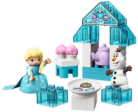 LEGO 10920 LEGO® Disney Princess™ Elsa ja Olafi teepidu