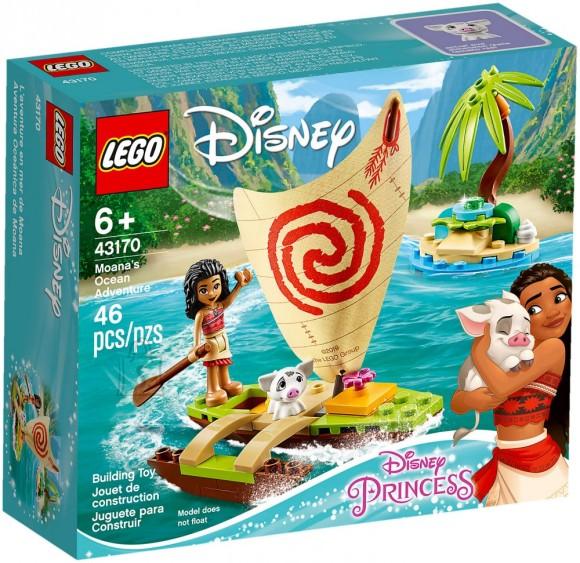 LEGO 43170 LEGO® Disney Princess™ Vaiana ookeaniseiklus