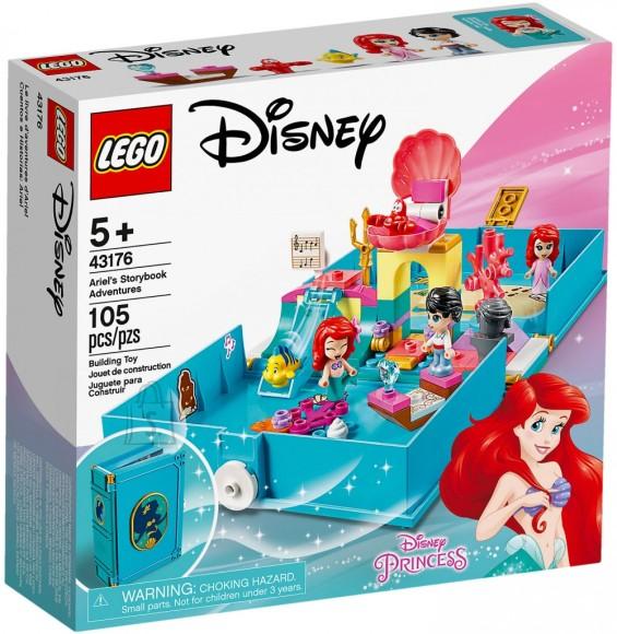 LEGO 43176 LEGO® Disney Princess™ Kilpkonnade päästemissioon