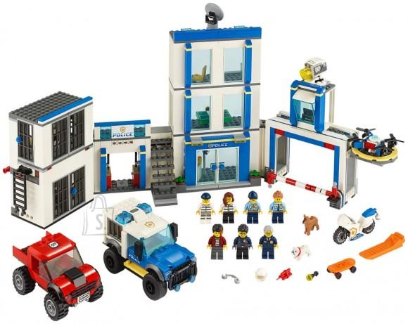 LEGO 60246 LEGO® City Politseijaoskond