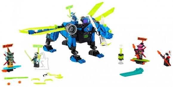 LEGO 71711 LEGO® NINJAGO® Jay küberdraakon