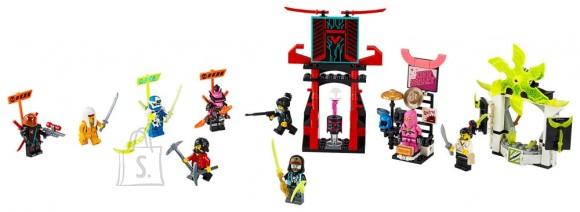 LEGO 71708 LEGO® NINJAGO® Mänguturg