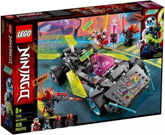 LEGO 71710 LEGO® NINJAGO® Ninja häälestatav auto