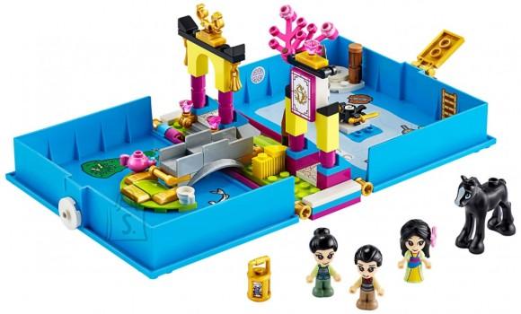 LEGO 43174 LEGO® Disney Princess™ Mulani juturaamatu seiklused