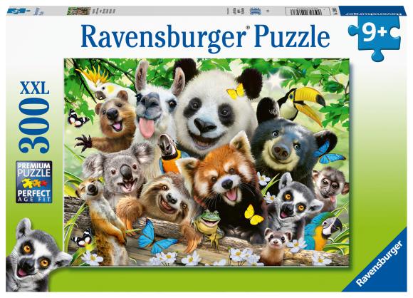 RAVENSBURGER pusle Maaelu selfie, 300tk, 12893