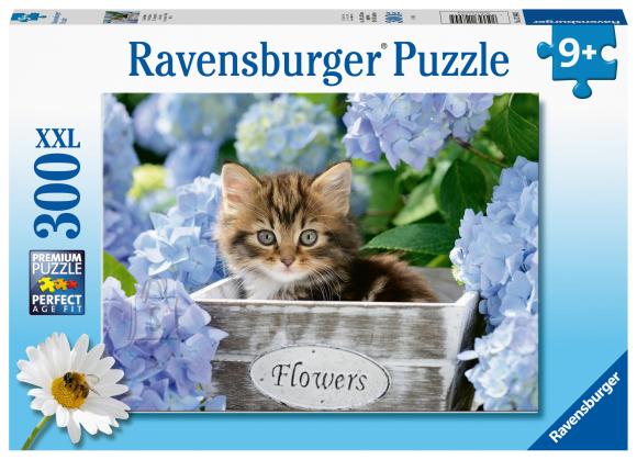 RAVENSBURGER pusle Tortoiseshell Kitty, 300tk., 12894