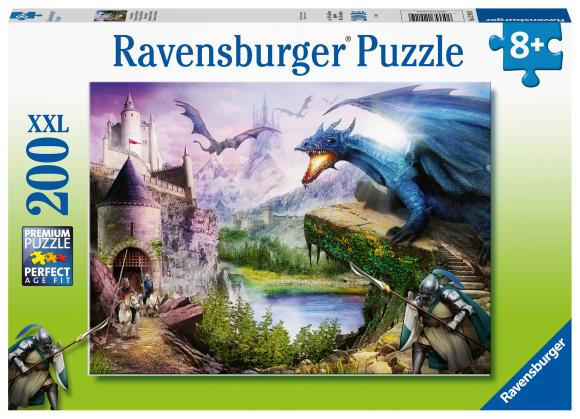 RAVENSBURGER pusle Mayhemi mäed, 200tk, 12911