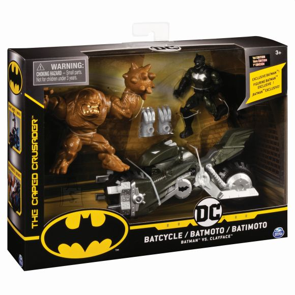 BATMAN Batcyckle kahe kujuga, 6055934