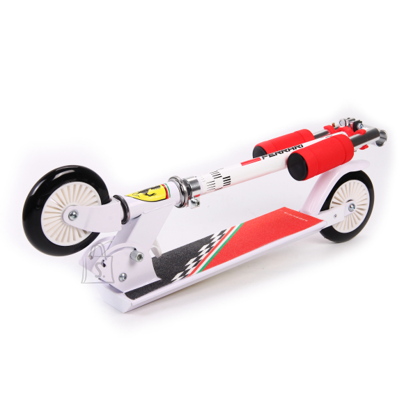 FERRARI tõukeratas Kids 2 Wheel, white, FXK30